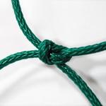 Ribarska mreža polietilen H.D. pletenica sa čvorom